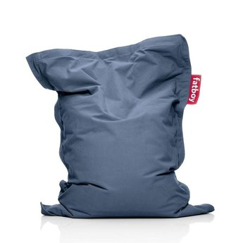 Fatboy Fatboy - Cotton Junior Beanbag, Blue