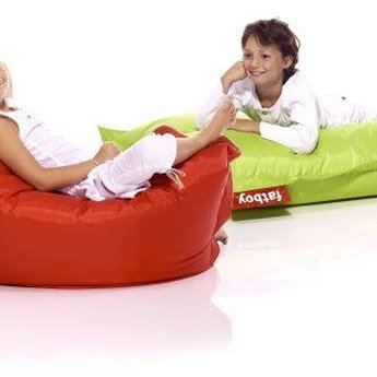 Fatboy Fatboy - Cotton Junior Beanbag, Orange