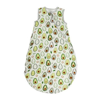 Loulou Lollipop Loulou Lollipop - Bamboo Muslin Sleep Bag, Avocado