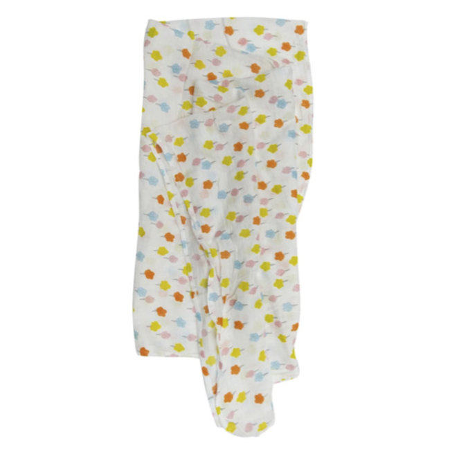 Loulou Lollipop Loulou Lollipop - Bamboo Swaddle, Candy Floss
