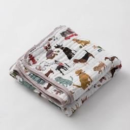 Little Unicorn Little Unicorn - Cotton Quilt, Woof
