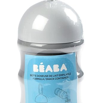 Béaba Beaba - Formula and Snack Container, Cloud