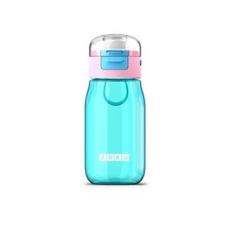Zoku Zoku - Flip Gulp Bottle, Teal