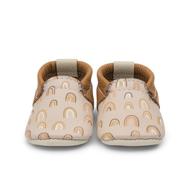 Heyfolks Heyfolks - Soft Soles Shoes, Earth Rainbow