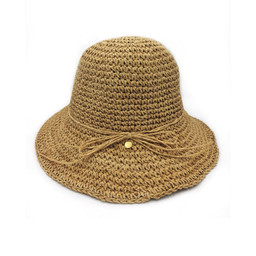 Fini. the label Fini. The Label - Straw Hat, Natural, Child