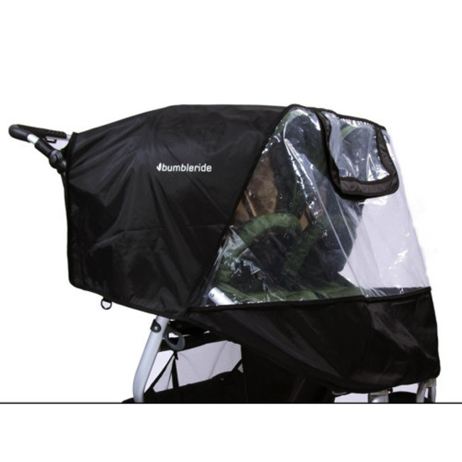 Bumbleride Bumbleride 2020 - Indie Twin Stroller Rain Cover