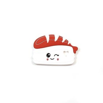 Bulle Bijouterie Bulle Bijouterie - Jouet de Dentition en Silicone, Sushi