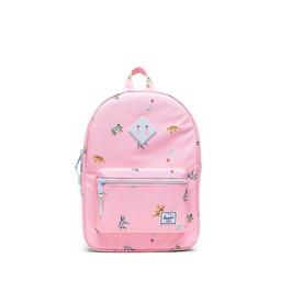 Herschel Herschel - Heritage Youth Backpack, Circus Candy Pink