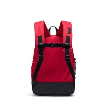 Herschel Herschel - Heritage Youth Backpack, Red Grey Black