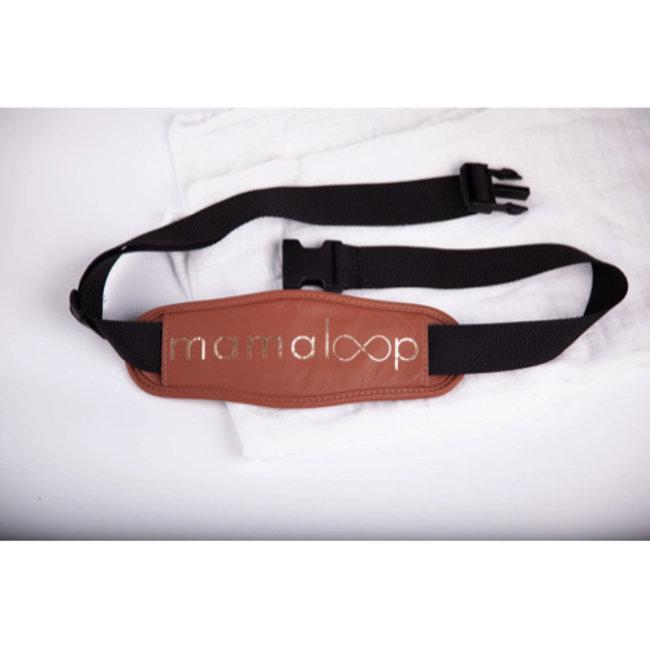 Mamaloop Mamaloop - Shoulder Strap, Caramel