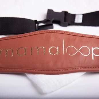 Mamaloop Mamaloop - Bandoulière Mamaloop, Caramel
