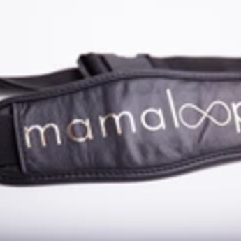 Mamaloop Mamaloop - Shoulder Strap, Black