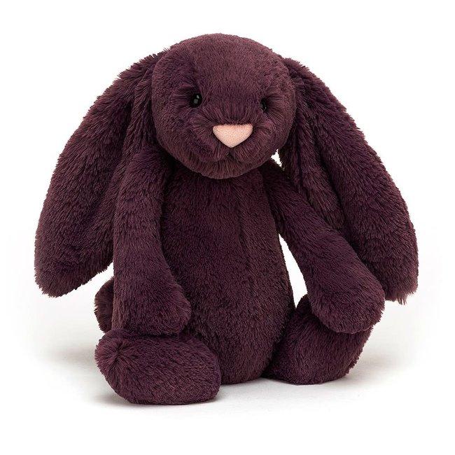 "Jellycat Jellycat - Bashful Bunny, Plum 12"""