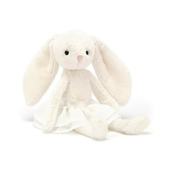 Jellycat Jellycat - Arabesque Bunny, Cream 8""