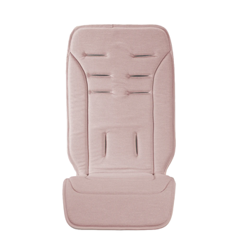 UPPAbaby UPPAbaby - Reversible Seat Liner for Vista or Cruz Stroller, Pink