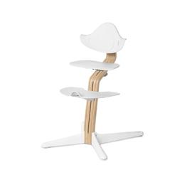 Nomi Nomi - Chaise, Blanc Chêne Blanc, Boite Ouverte