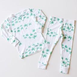 Bambi & Birdie Pajama Co. Bambi & Birdie - 2 Piece Pyjama, Seaturtles