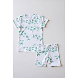 Bambi & Birdie Pajama Co. Bambi & Birdie - 2 Piece Short Pyjama, Seaturtles