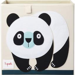 3 sprouts 3 Sprouts - Boîte de Rangement, Panda