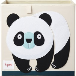 3 sprouts 3 Sprouts - Storage Box, Panda