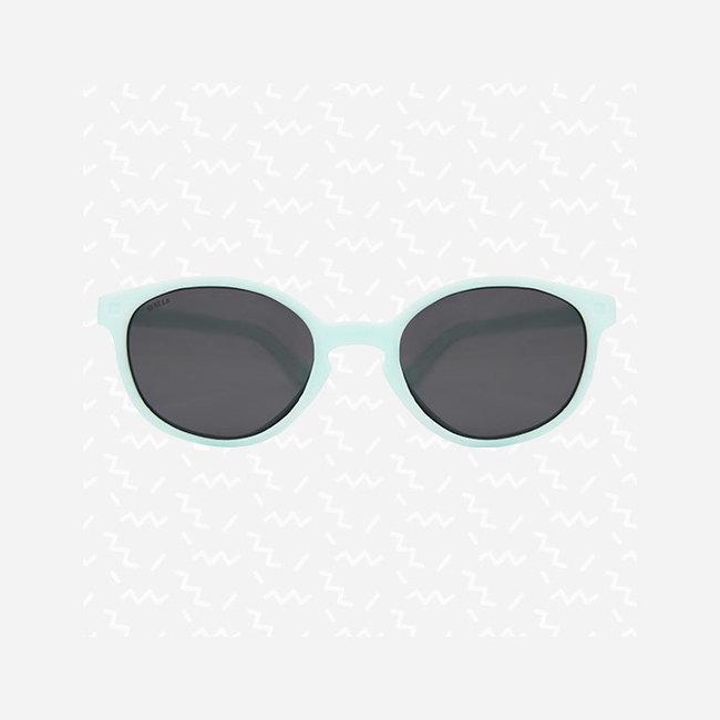 KI ET LA Ki ET LA - Wazz Sunglasses, Sky Blue, 1-2 years