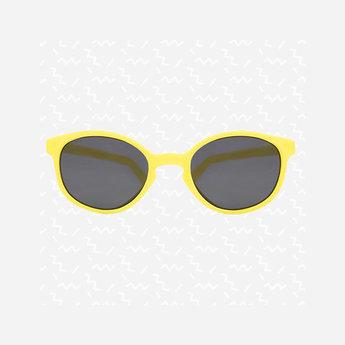 KI ET LA Ki ET LA - Wazz Sunglasses, Yellow, 1-2 years