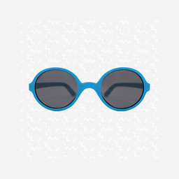 KI ET LA Ki ET LA - Rozz Sunglasses, Medium Blue, 1-2 years