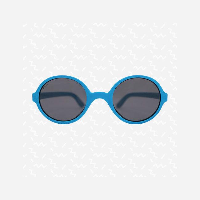 KI ET LA Ki ET LA - Rozz Sunglasses, Medium Blue, 1-2 years