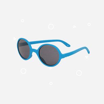 KI ET LA Ki ET LA - Rozz Sunglasses, Medium Blue, 2-4 years