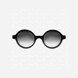 KI ET LA Ki ET LA - Rozz Sunglasses, Black, 4-6 years