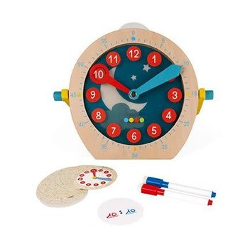 Janod Janod - Learn to Tell Time Game