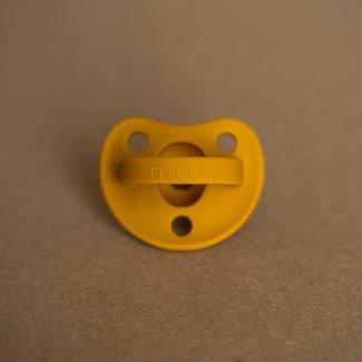 Minika Minika - Silicone Pacifier, Ocher