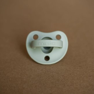 Minika Minika - Silicone Pacifier, Sage