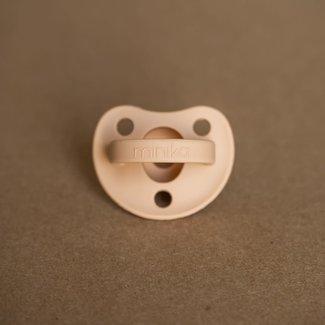 Minika Minika - Silicone Pacifier, Natural
