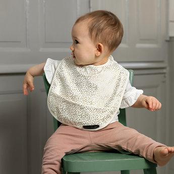 Elodie Details Elodie Details - Baby Bib, Shiny Gold