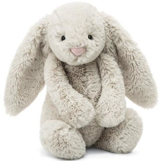 "Jellycat Jellycat - Bashful Bunny, Oatmeal 15"""
