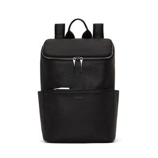 Matt&Nat Matt & Nat - Brave Purity Backpack, Black