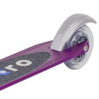 Kickboard Canada Kickboard - Trottinette Micro Sprite, Argent