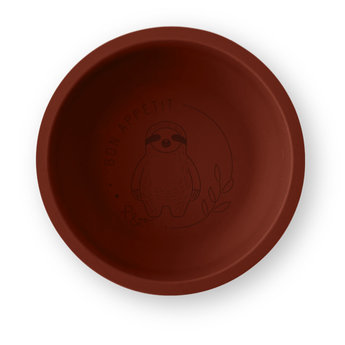 Pois et Moi Pois et Moi - Silicone Plate, Rust and Sloth