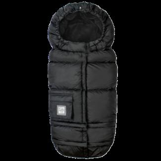 7 A.M 7A.M. - Blanket 212 Evolution Footmuff, Black Plush