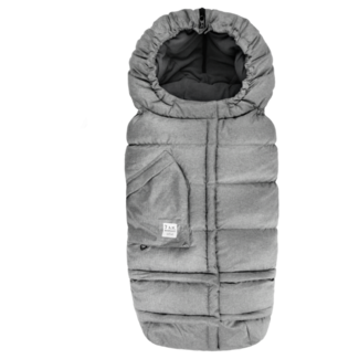 7 A.M 7A.M. - Blanket 212 Evolution Footmuff, Heather Grey