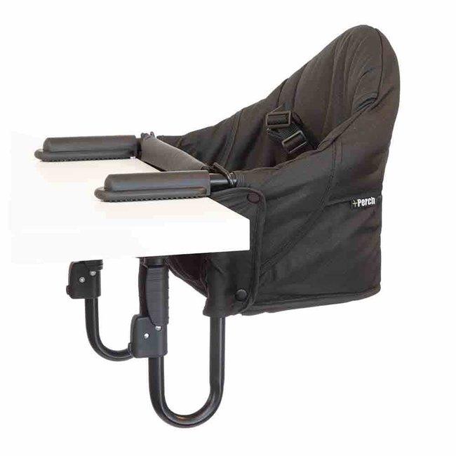 Guzzie + Guss Guzzie + Guss - Perch Clip On Chair, Black