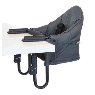 Guzzie + Guss Guzzie + Guss - Perch Clip On Chair, Charcoal