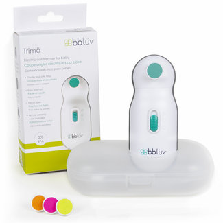 bblüv BBLüv - Trimö Electric Nail Trimmer