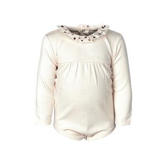 Fixoni Fixoni - Long Sleeves Bodysuit, Soft Pink