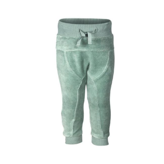 Fixoni Fixoni - Velvet Trousers, Green