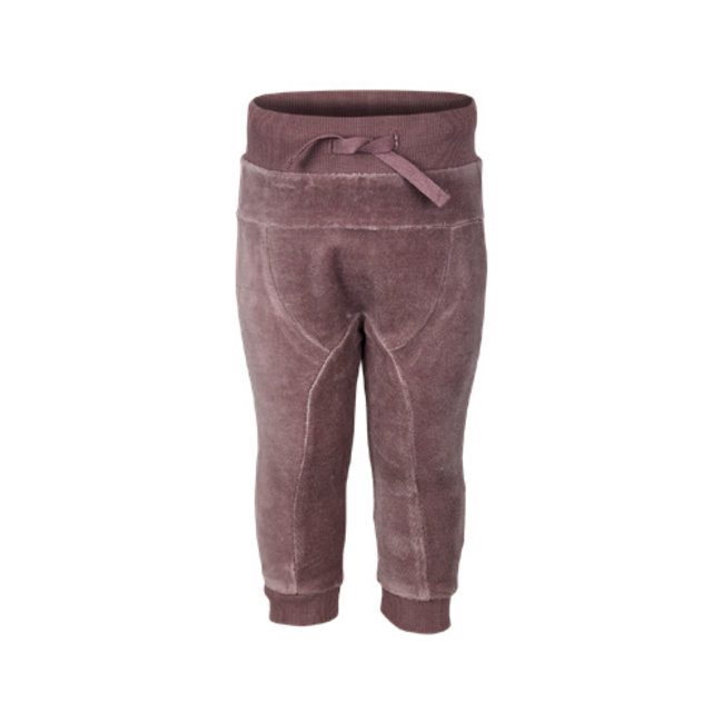 Fixoni Fixoni - Velvet Trousers, Taupe Pink