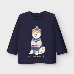 "Mayoral Mayoral - ""Shiba"" Shirt, Blue"