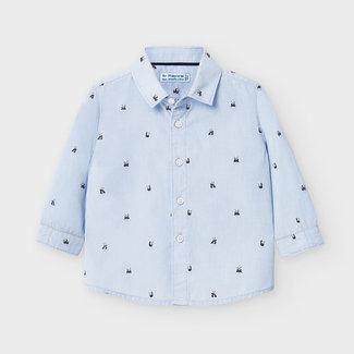 Mayoral Mayoral - Printed Shirt, Pandas