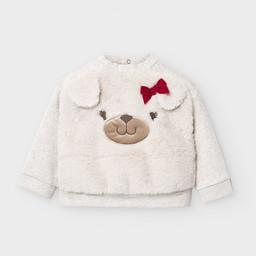 Mayoral Mayoral - Fantasy Sweater, Cookie